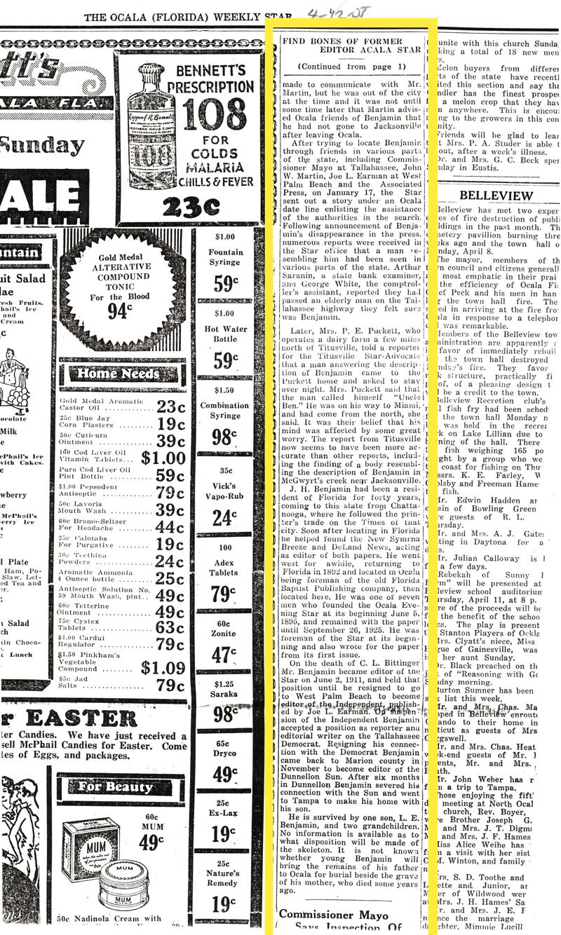 Newspaper scan 6